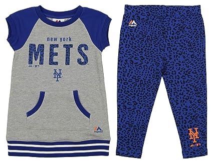 6b03b7145 Amazon.com  Outerstuff MLB Toddler Girl s (2T-4T) Cheer Loud Legging ...