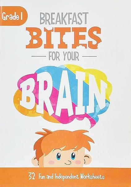 Amazon.com: Educational Workbook 1st First Grade - Breakfast ...