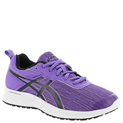 ASICS 1154A014 Kids Lazerbeam EA Running Shoe, Orchid/Performance Black - 1