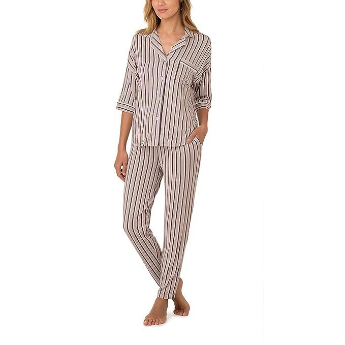 DKNY - Pijama - para mujer Rosa rosa X-Small