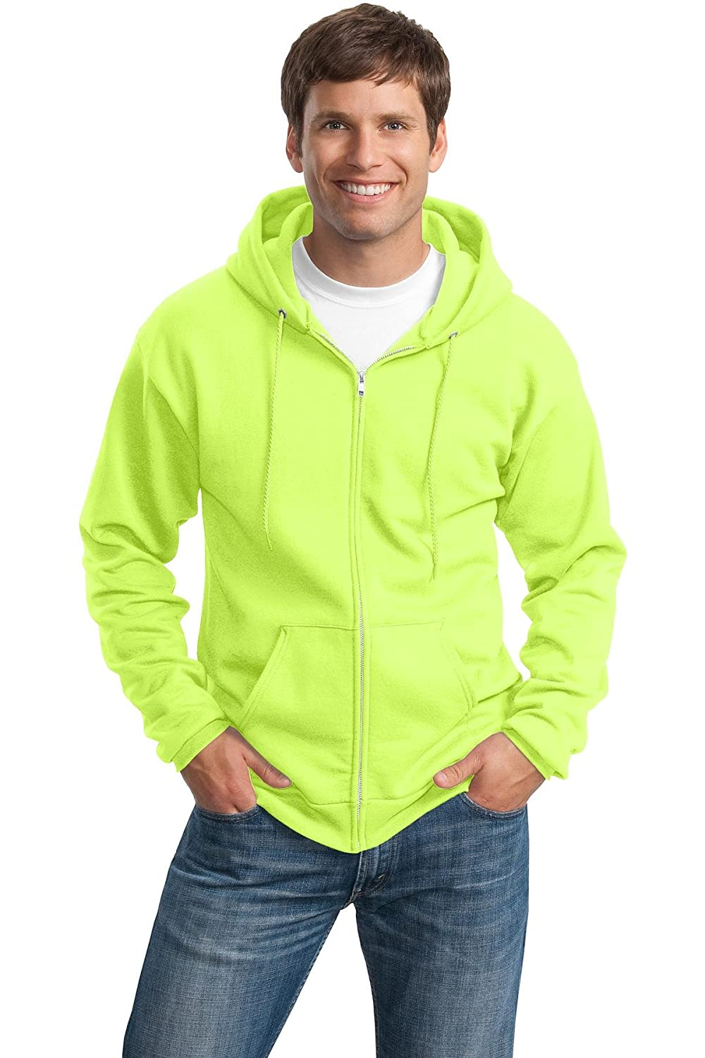 Port & Company Men's Classic Lightweight Hooded Sweatshirt