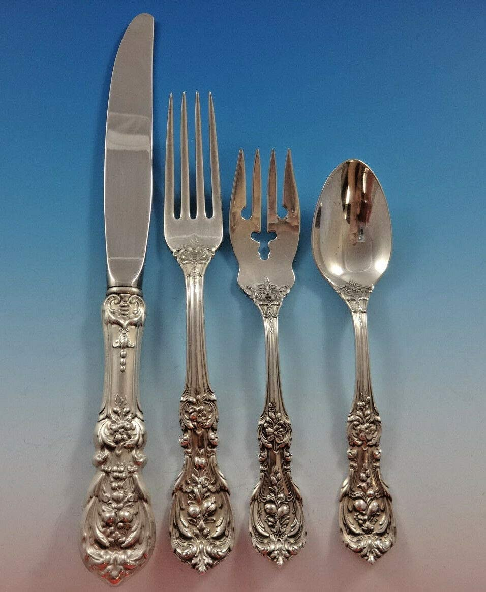 """New in Package Reed /& Barton Francis I 1st Sterling Silver Fruit Spoon 5 7//8/"""""""