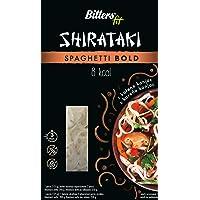Bitters Shirataki Fit Pasta, fideos de forma Espagueti