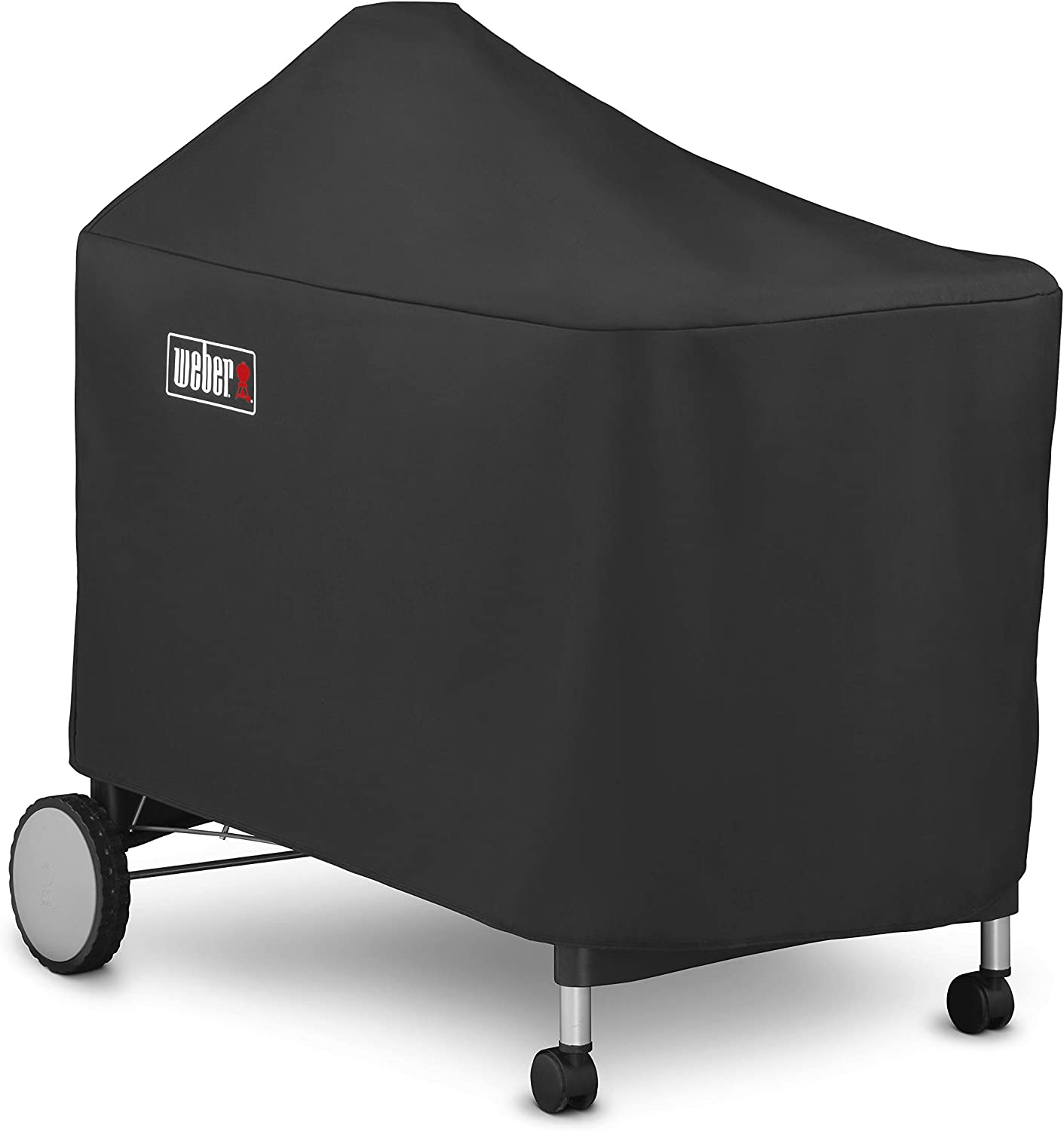 Weber 7152 Grill Cover for Performer Premium and Deluxe, 22 Inch,Black