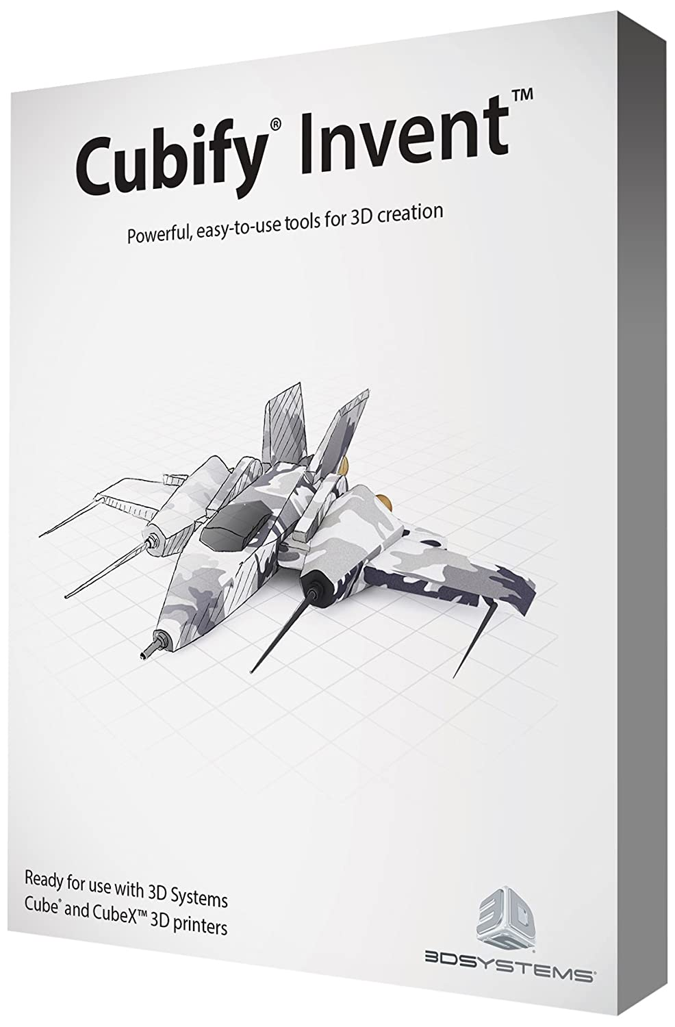3D Systems 391250 Cubify Invent Software: Amazon.es: Industria ...