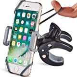 Metal Bike & Motorcycle Phone Mount - The Only Unbreakable Handlebar Holder for iPhone