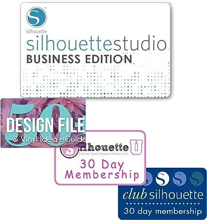 Multicolor Silhouette America SILH-STUDIO-BE-3T Studio Business Edition Software
