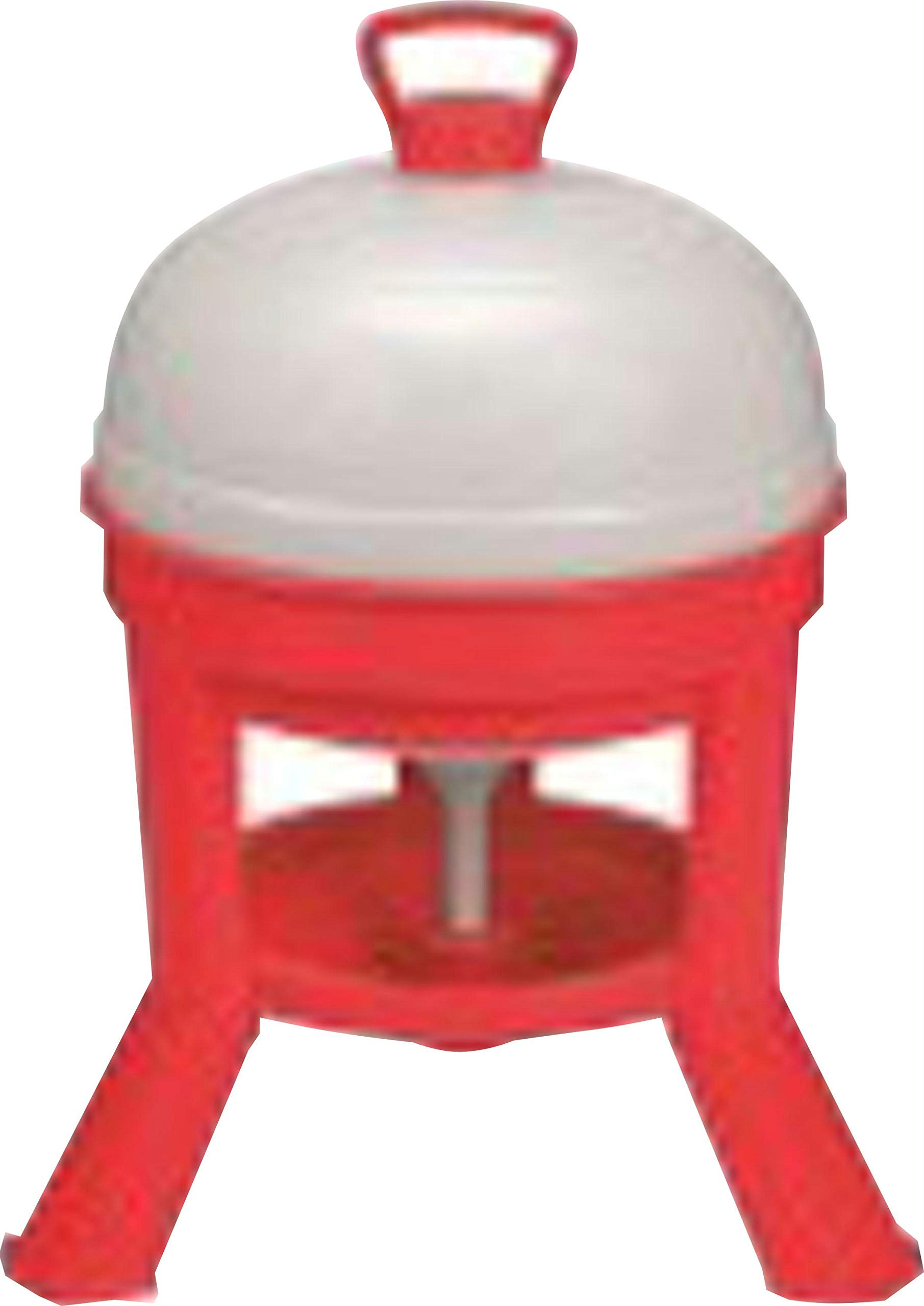 LITTLE GIANT DOMEWTR5 Plastic 5 Gallon Poultry Dome Waterer by LITTLE GIANT