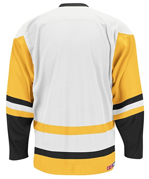 f6c25b98e adidas Pittsburgh Penguins CCM NHL Men s Team Classic Authentic White Jersey   Amazon.co.uk  Sports   Outdoors
