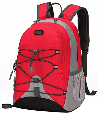 ef166f564ad7 Image Unavailable. Image not available for. Color  Forestfish Kids Outdoor  Toddler Backpack Daypack Small Children Trip ...