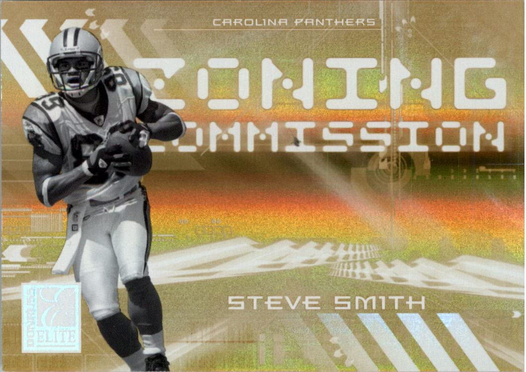 Amazon.com: 2006 Donruss Elite Zoning Commission Gold #15 Steve ...