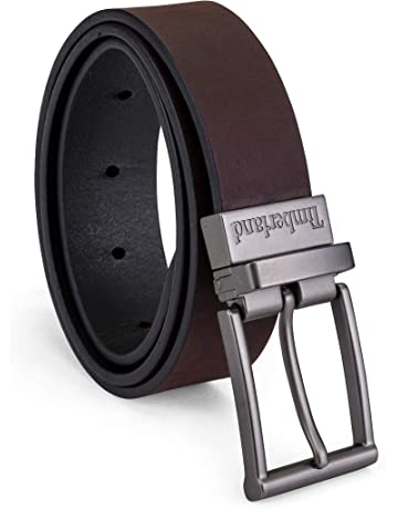 5a5133a00c07 Timberland Boys Reversible Leather Belt for Kids