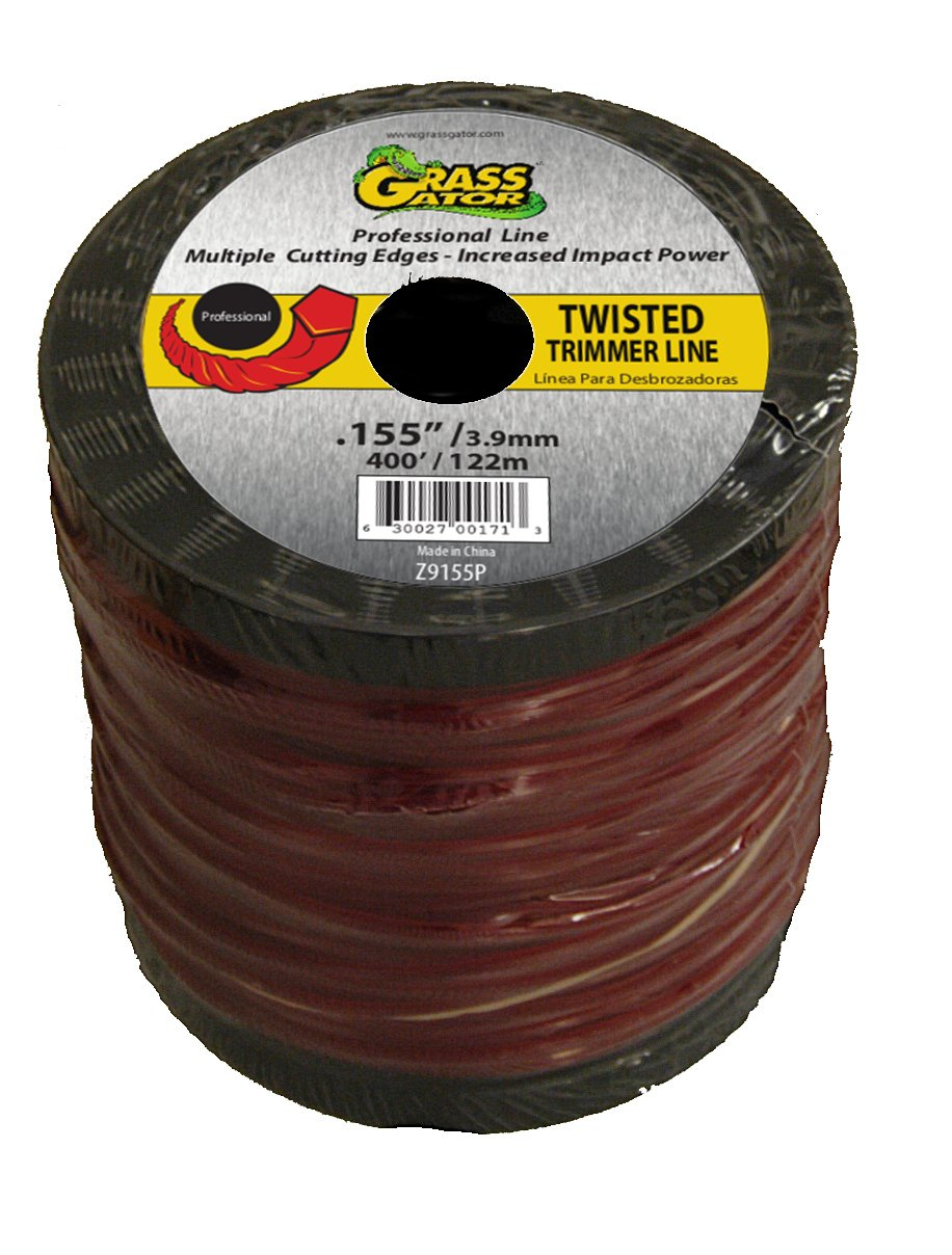 Grass Gator Z9155P 3-Pound Twisted Zip Line Spool