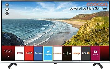 Coocaa 43Q2014G - Televisor UHD de 43 pulgadas (109 cm), diseño sin marco, sintonizador triple, Netflix, YouTube (HDMI, CI-Slot, USB, audio digital): Amazon.es: Electrónica