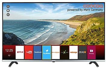 Coocaa 43Q2014G - Televisor UHD de 43 Pulgadas (109 cm), diseño ...