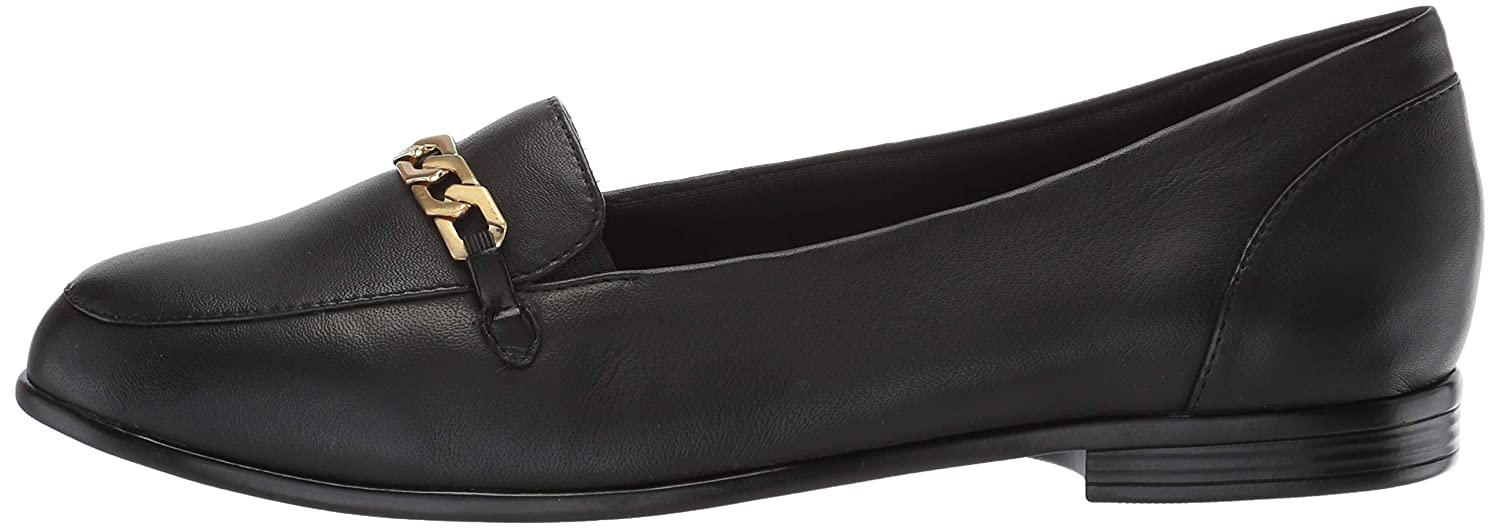 Trotters Womens Anastasia Loafer Flat