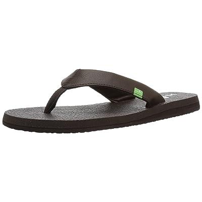 Sanuk Women's Yoga Mat Daily Sandal   Slippers