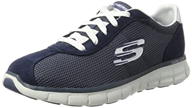 Skechers Synergy-Case Closed, Scarpe Running Donna