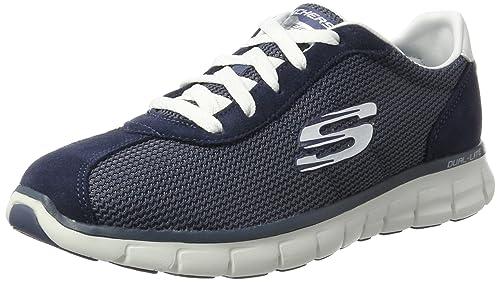 chaussures de randonnée femme skechers synergy