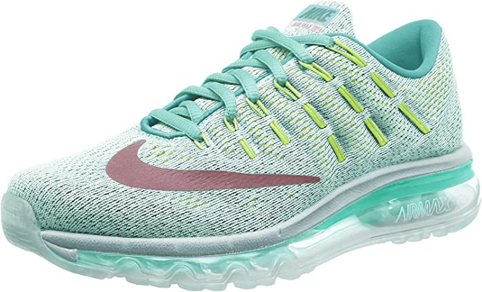 NIKE Air MAX 2016 (GS), Zapatillas de Running para Niñas: Amazon.es: Zapatos y complementos