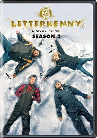 Letterkenny: Season 3: Amazon ca: Jared Keeso, Nathan Dales