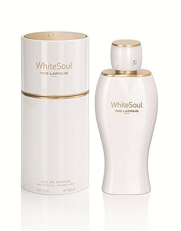 a2733732b6 Amazon.com   White Soul by Ted Lapidus for Women - 3.33 Ounce EDP Spray   Eau  De Parfums   Beauty