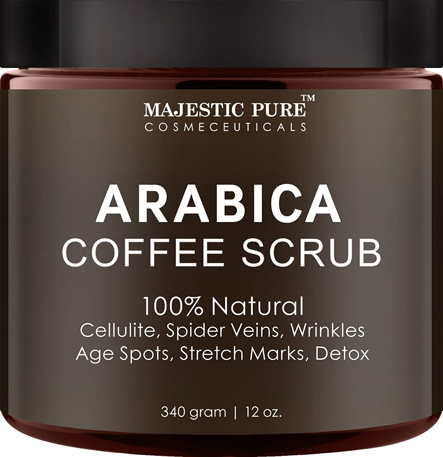 majestic office coffee bar. Amazon com  Arabica Coffee Scrub From Majestic Pure Helps Reduce Cellulite Wrinkles Stretch Marks Spider Veins Acne Age Spots 100 Natural Treatment