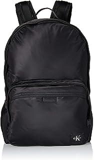 102eeb0c1d2 Amazon.com: Calvin Klein Men's Calvin Klein Coated Canvas Backpack ...