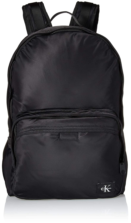 c12cbe5f95c Amazon.com: Calvin Klein Men's Campus Backpack, black, NO NO SIZE: Clothing