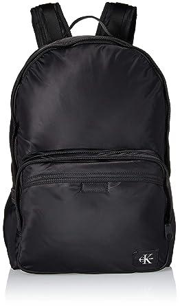 07d9cdd3f Amazon.com: Calvin Klein Men's Campus Backpack, black, NO NO SIZE ...