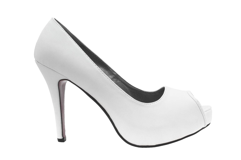 Andres Machado , Damen Geschlossen, weiß weiß weiß - Weiß Soft - Größe  junior ff3a6a