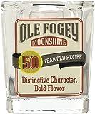 Laid Back CF1310 50th Birthday Ole Fogey Shot Glass, 2-Ounce