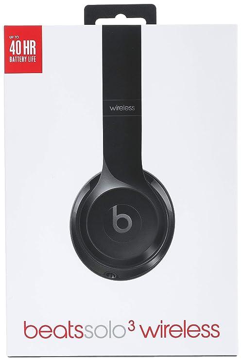 Apple Beats Solo3 Wireless - Auriculares (Alámbrico, Diadema ...