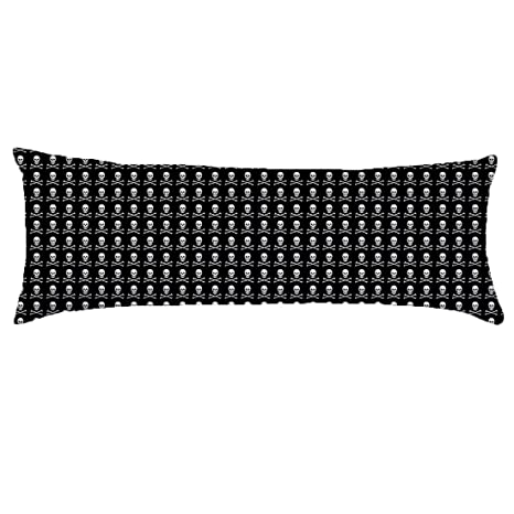 Amazon.com: Alicia Haines Home decorativo almohada algodón ...