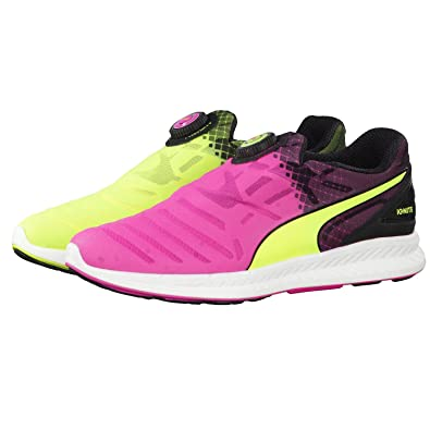 aea91ec659f Puma Unisex Adults  Ignite Disc Tricks Running Shoes