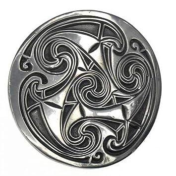 Con diseño Tatuaje Tribal hebilla, hebilla de fantasía: Amazon.es ...