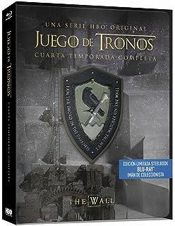 Il trono di spade Stagione 02 [Italia] [Blu-ray]: Amazon.es ...
