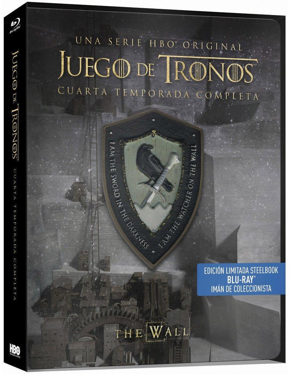 Games Of Thrones Season 4 JUEGO DE TRONOS: TEMPORADA 4. ED ...