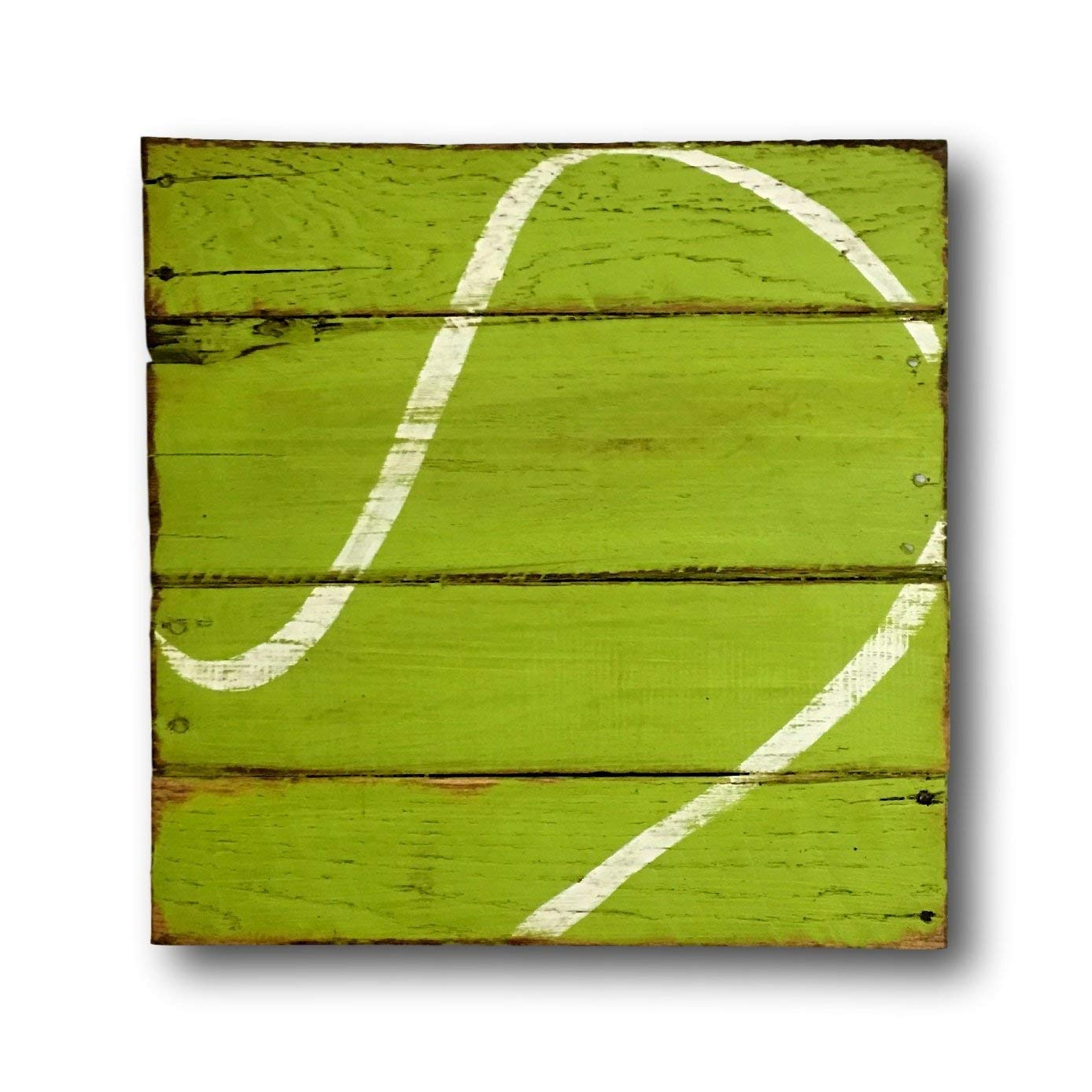 . Amazon com  Onepicebest Tennis Ball Sign   Tennis Gift   Rustic