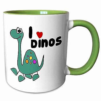 3dRose All Smiles Art Dinosaurs T-Shirts Cute Funny Stegosaurus Dinosaur Eating Ice Cream Cartoon