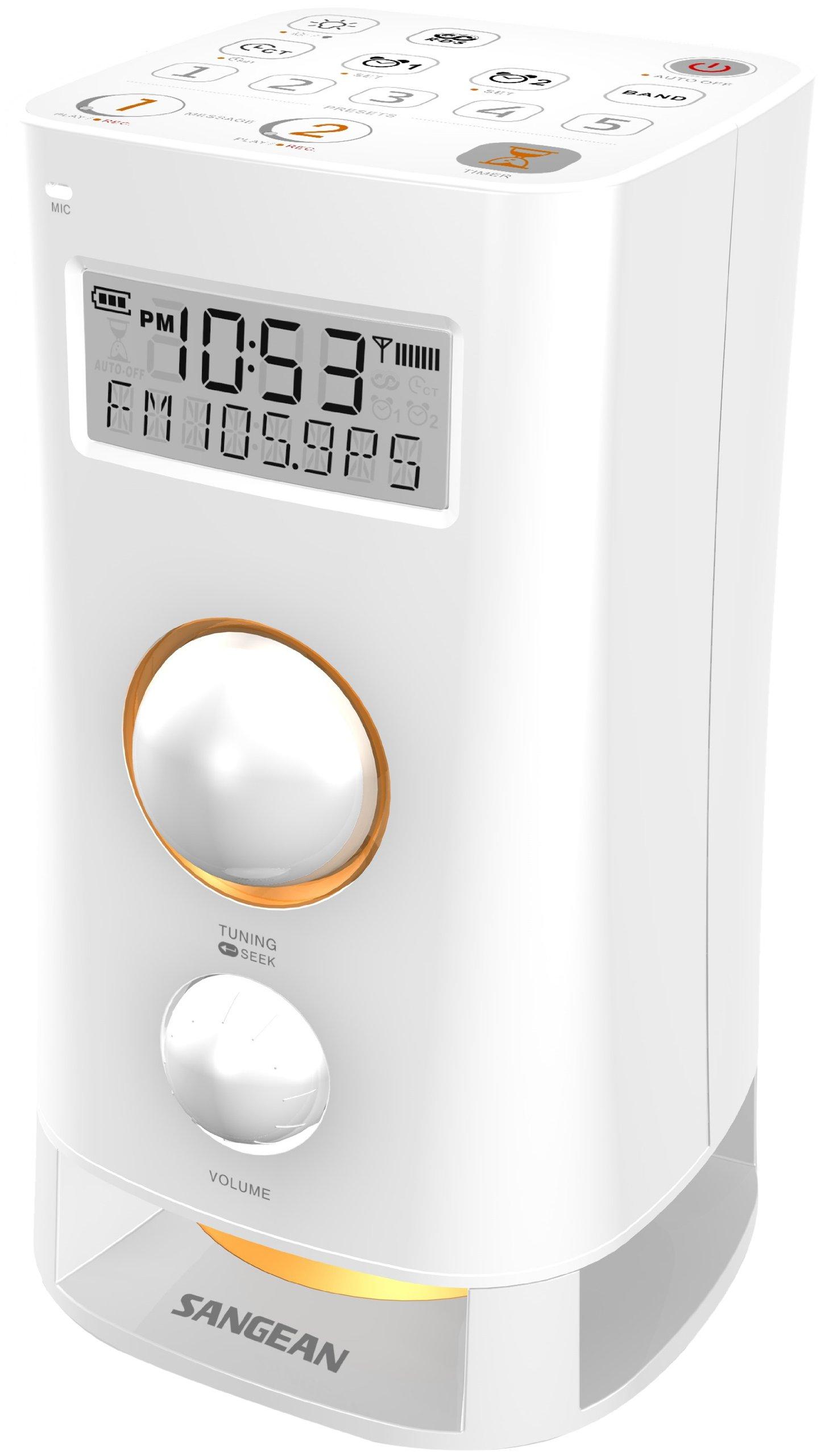 Sangean K-200 Multi-Function Upright AM/FM Digital Radio