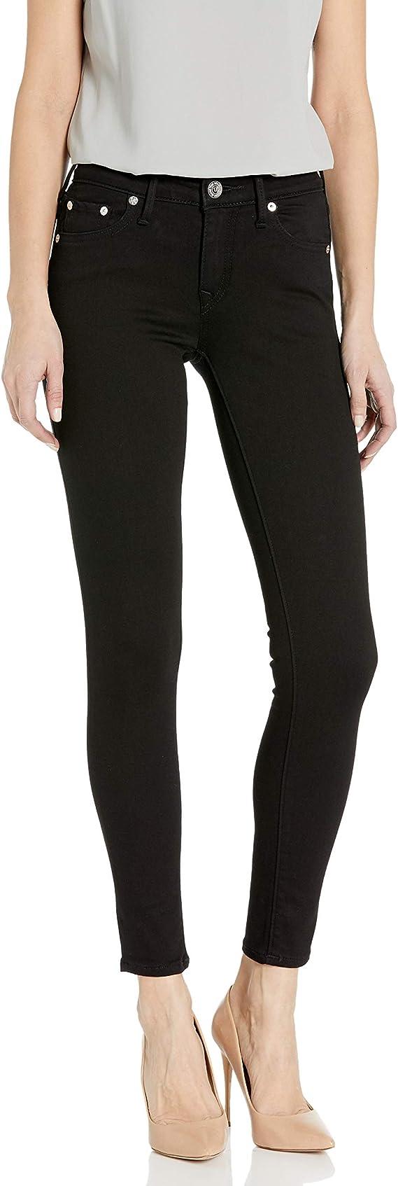 True Religion 真实信仰 Jennie 女式牛仔裤 2.5折$49.94 海淘转运到手约¥399