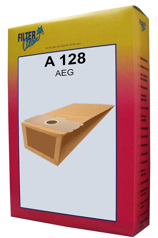 10 Sacchetto per aspirapolvere per Menalux 6002