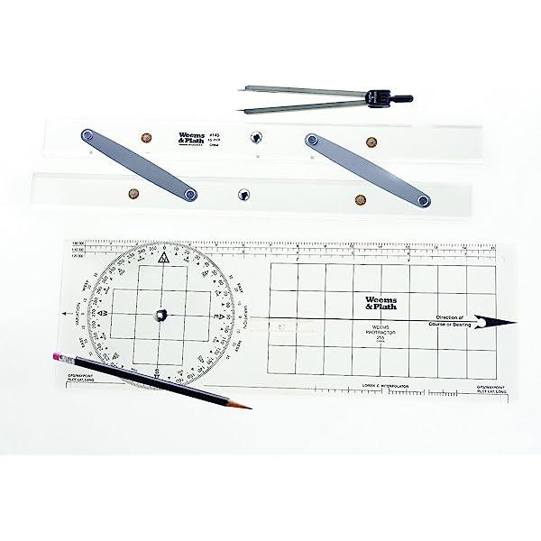 Weems /& Plath Basic Navigation Set