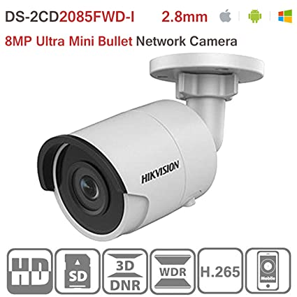 Hikvision DS-2CD2X42FWD Network Camera Drivers Update