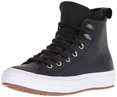 Converse Chuck Taylor Ctas WP Boot Hi, Scarpe da Ginnastica Basse Donna