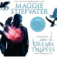 The Dream Thieves: Raven Cycle Series, Book 2