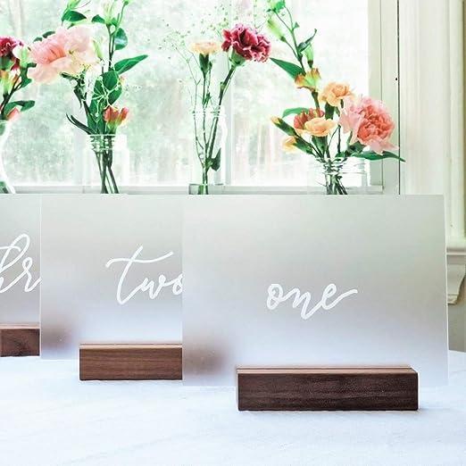 Acrylic Blank Signs and Stands DIY Acrylic Sign Acrylic Wedding Sign Blanks