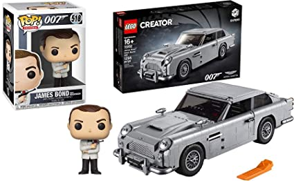 Amazon Com Lego License To Build Goldfinger Aston Martin