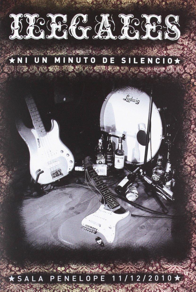 Ni un minuto de silencio [DVD]: Amazon.es: Ilegales: Cine y Series TV